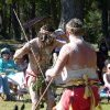 Dancing at Appin Massacre Memorial
