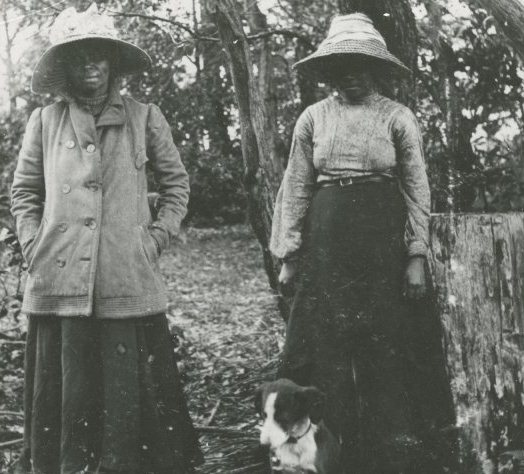 Aboriginal women in Shoalhaven - 1900