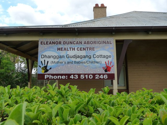 Eleanor Duncan Aboriginal Health Centre, Wyong 2014