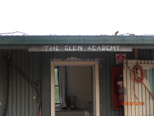 The Glen workshop entry, Chittaway Point 2013
