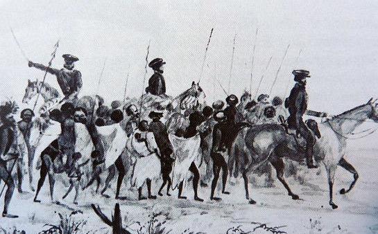 Myall Creek murderers | A History of Aboriginal Sydney