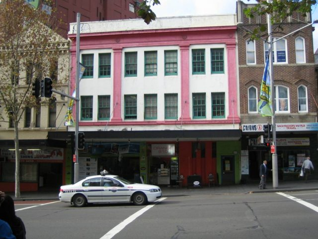 810 George Street - where The Foundation for Aboriginal Affairs had premises