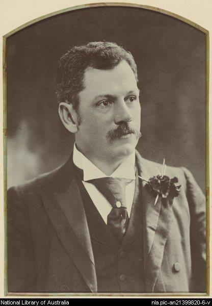 Joseph Curruthers, NSW Premier 1904-1907