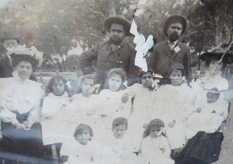 Dolls Point people - 1880